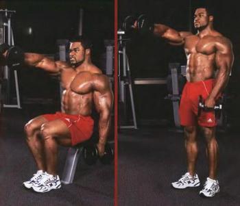 Как выполнять упражнения? Стоя или сидя?