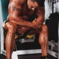 Молочная кислота в мышцах