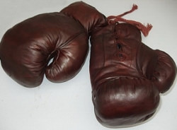 Немного фактов из истории боксерских перчаток