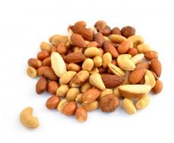 Орехи для роста мышц