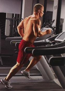 как бегать на тренажере чтобы похудеть